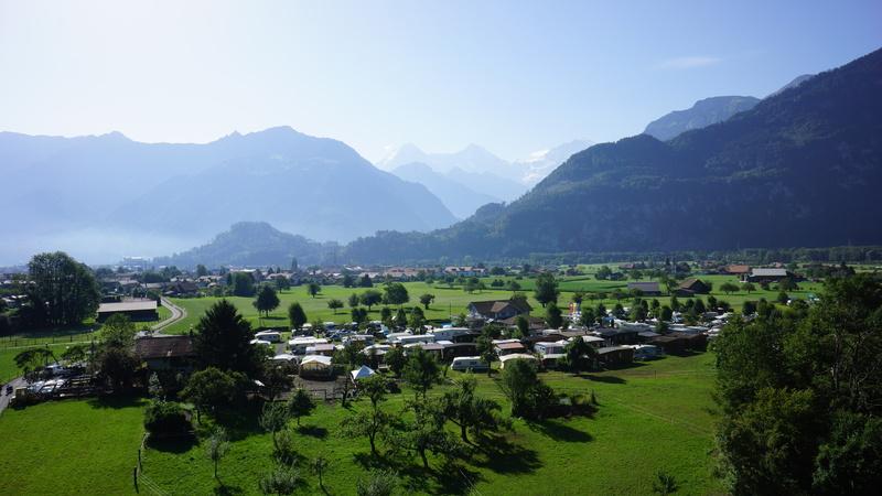 Camping I Europa Schweiz Bern Unterseen Interlaken